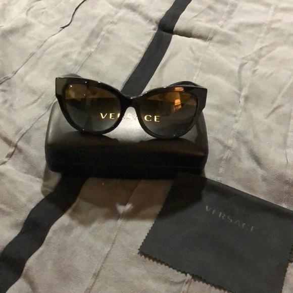 9476e4f7c2eb Black Versace sunglasses FINAL PRICE DROP. M_5abb146485e60544b0934d78. Other  Accessories ...